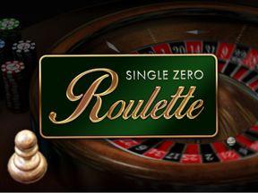 Roulette Single Zero