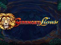Serengeti Lions Jackpot