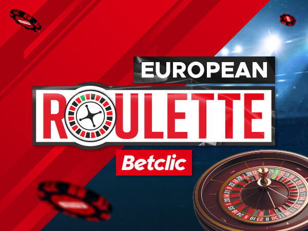 European Roulette Exclusive Betclic