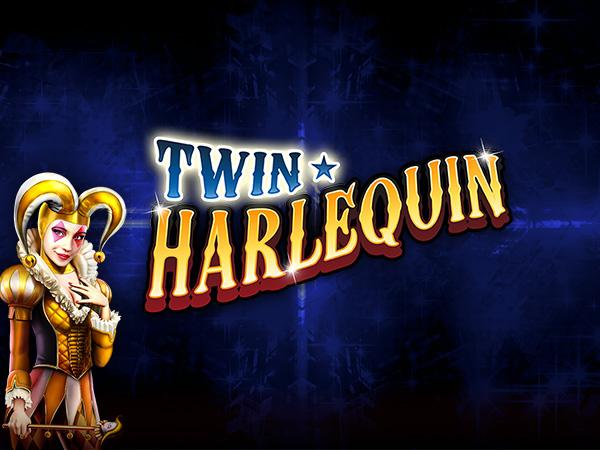 Twin harlequin близнецы арлекины игровой автомат телефона