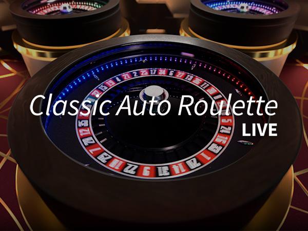 Classic Auto Roulette