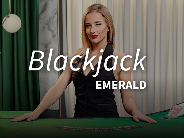 Blackjack Emerald