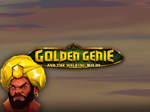 Golden Genie & the Walking Wild