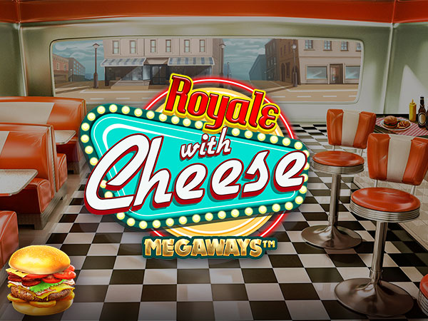 Royal with Cheese Megaways