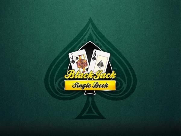 BlackJack - Single Deck MH