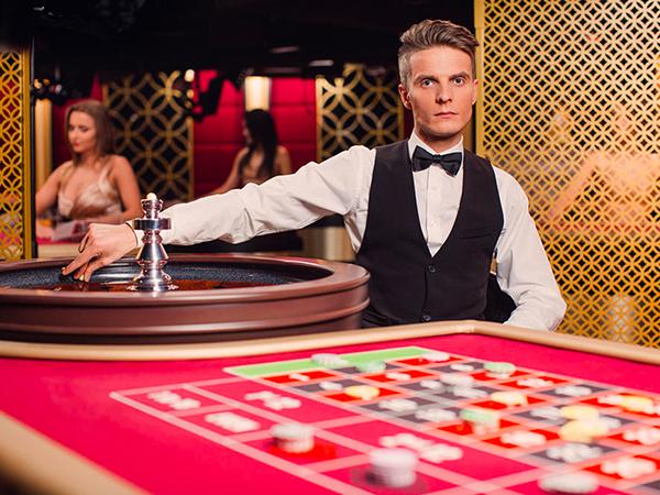 Roulette: €0.20 - €1,000