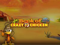 Book of Crazy Chicken Golden Knights