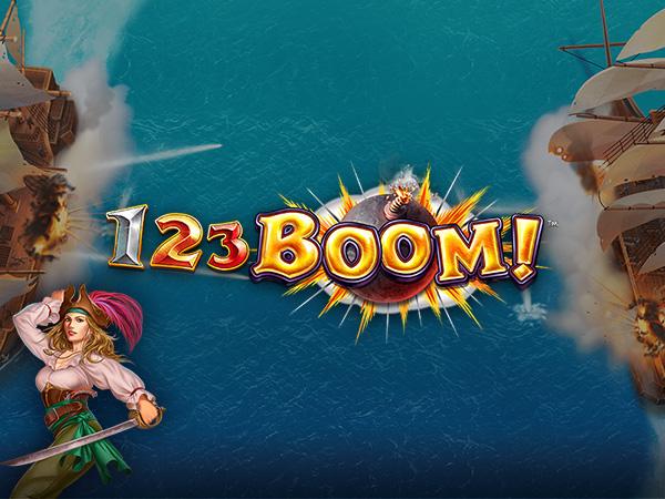 1 2 3 Boom!