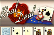 Real Deal Euro Blackjack