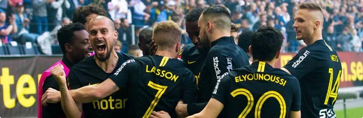 Celtic - AIK