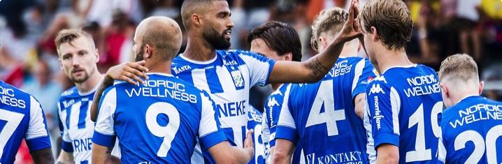 IFK Göteborg - Eskilstuna