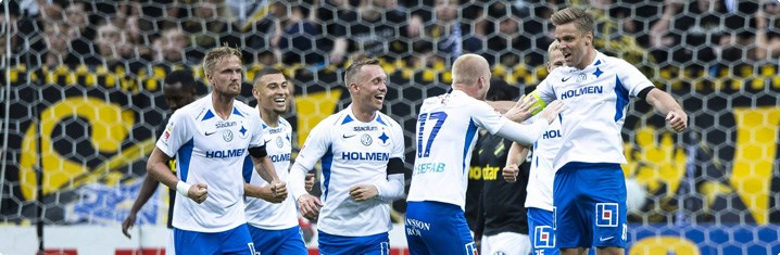 IFK Norrkoping - Östersunds FK