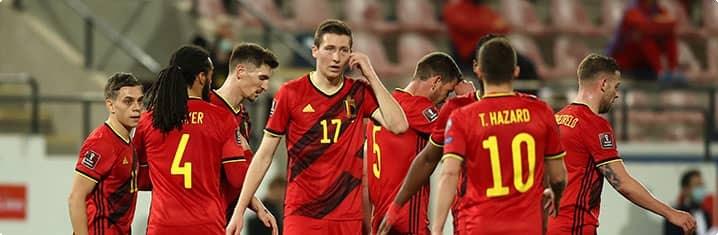 Belgique - Russie