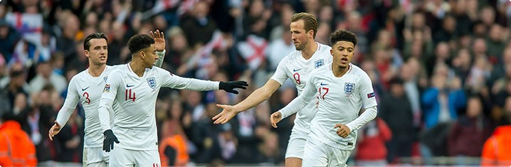 Inglaterra - República Checa