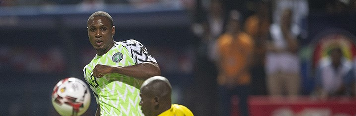 Nigeria - Guinea