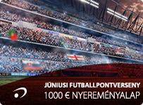 Júniusi Futballpontverseny