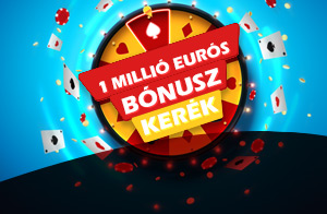 1 Millió Eurós Bónusz-Kerék