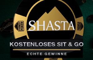 Everest Poker - Shasta