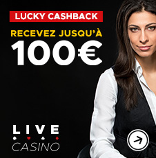 Lucky Cash Back