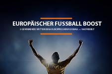 Fussball Boost