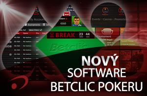 Betclic Online Poker - Sunday Line Up