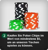 Echtgeldpoker spielen