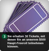 Tickets erhalten