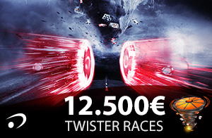 12.5K€ Twister Races