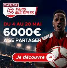 Challenge Paris Multiples mai 2018