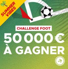 challenge foot 50 000€