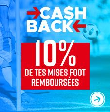 Cashback foot