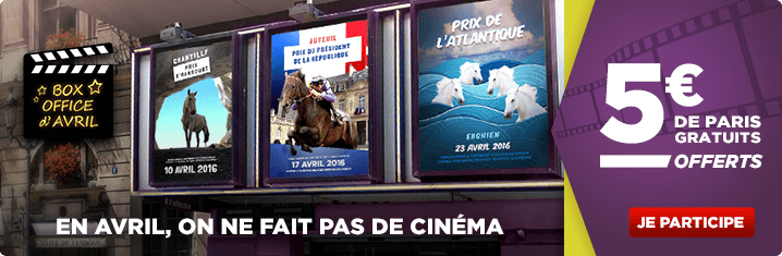 Affiches - avril