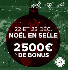 Noël en selle !