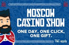 Moscow Casino Show