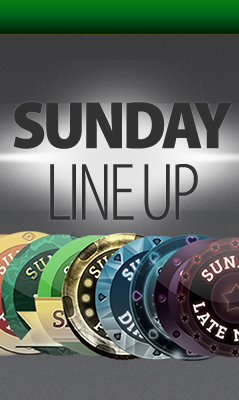 Sunday Line Up