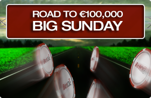 Betclic Online Poker - Road to €100K Big Sunday
