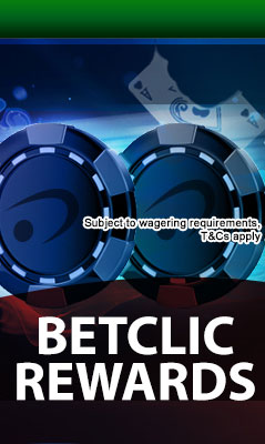 Betclic Poker Rewards