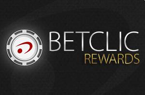 Betclic Online Poker - Betclic Rewards