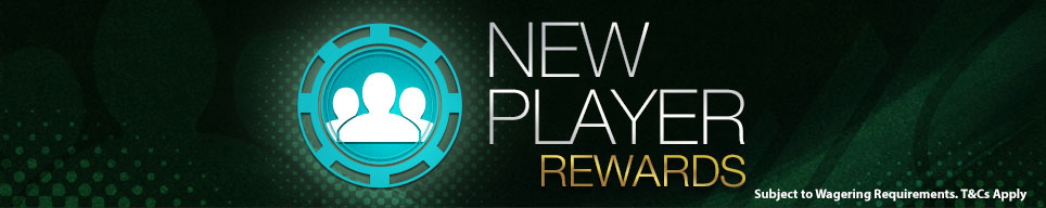 New Player rewards