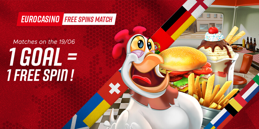 Up to 15 Free Spins!