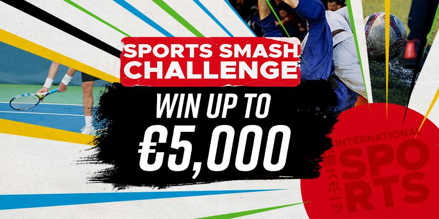 Sports Smash Challenge