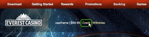 select credit