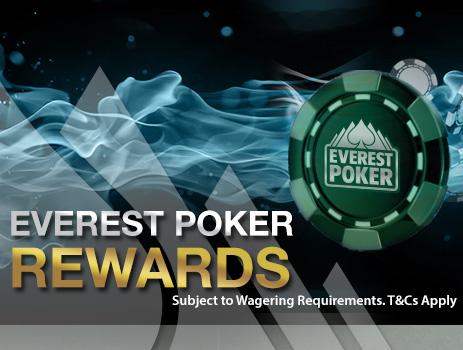 everest poker gutscheincode