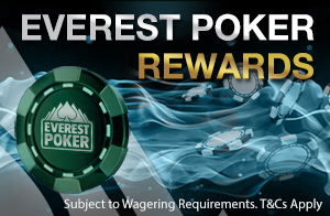 New Everest Poker Rewards