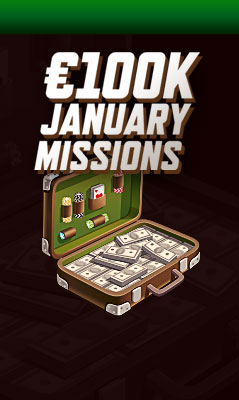 1000 January missions