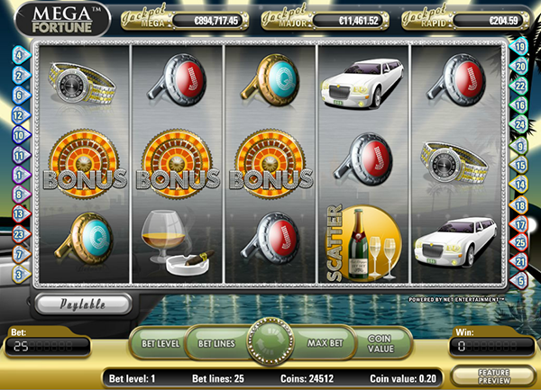 Monte Carlo Millions Slot - Try the Online Game for Free Now
