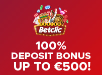 €500 Casino Welcome Bonus