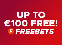 100% First Bet Bonus