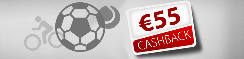 €55 Welcome Cashback Offer at Betclic