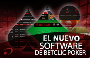Betclic Online Poker - Depositor Rewards